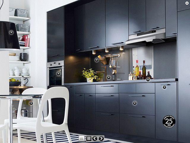Ikea Applad Kitchen
