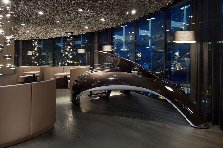 fletcher design hotel by kolenik, amsterdam hotels and restaurants, Innenarchitektur ideen