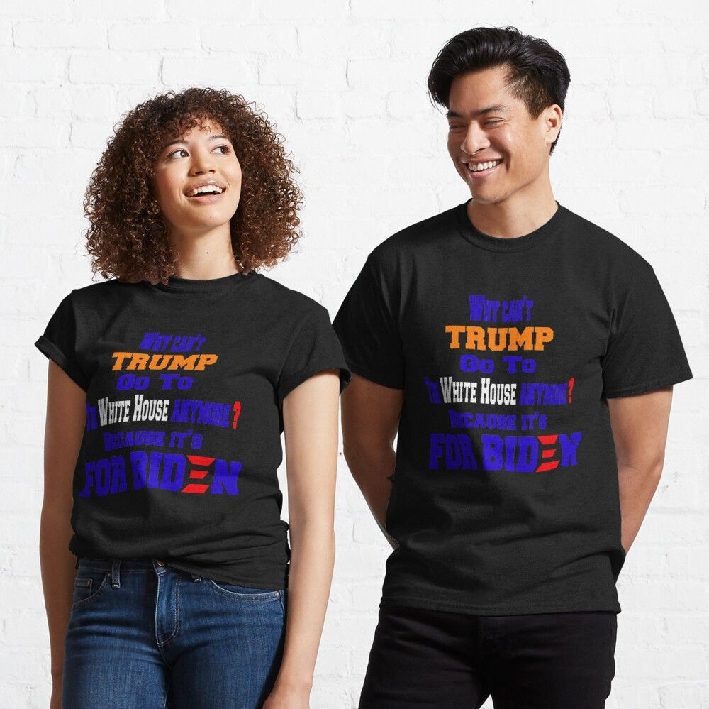 Biden 2020 T Shirt Diet Vegan