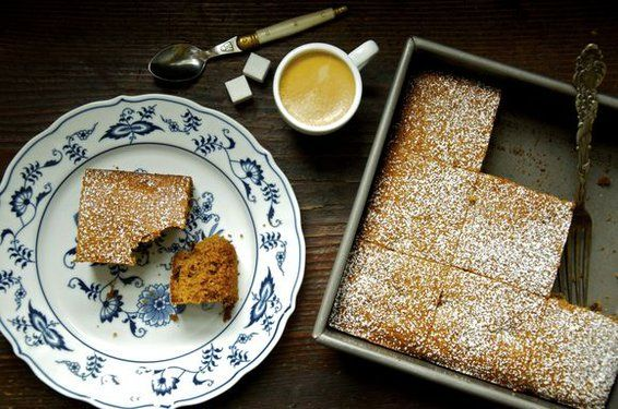 Rustic French Honey Cake Recipe on Food52