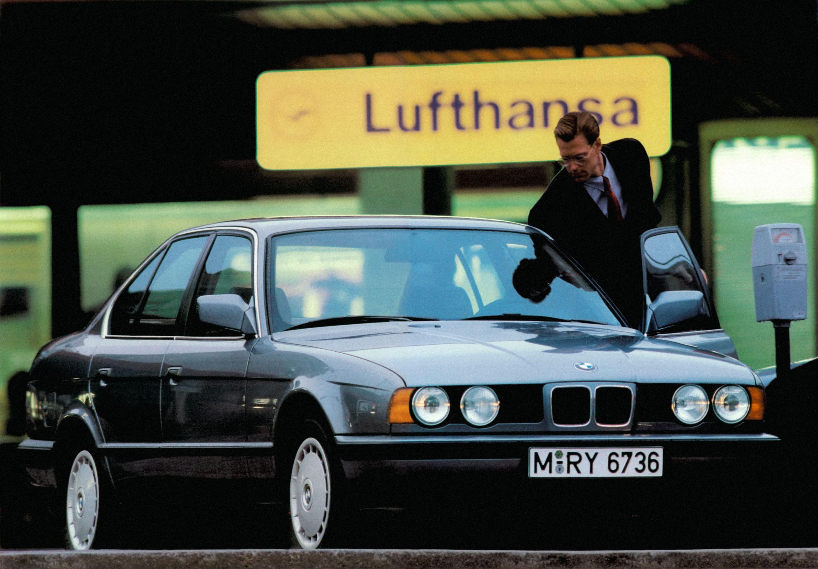 1987 95 Bmw 520i Sedan E34 E34 Bmw 1er Klassische Autos