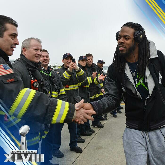 Sherm before getting on the plane