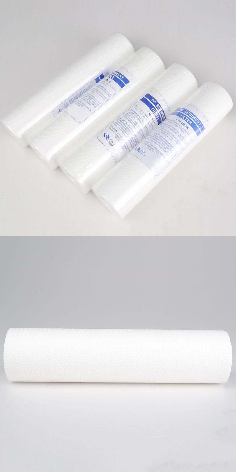 Visit To Buy Water Purifier 10 Inch 4pcs 1 Micron Sediment Water Filter Cartridge Pp Cotton Filter Water Purifier Water Filter Cartridge Water Filters System