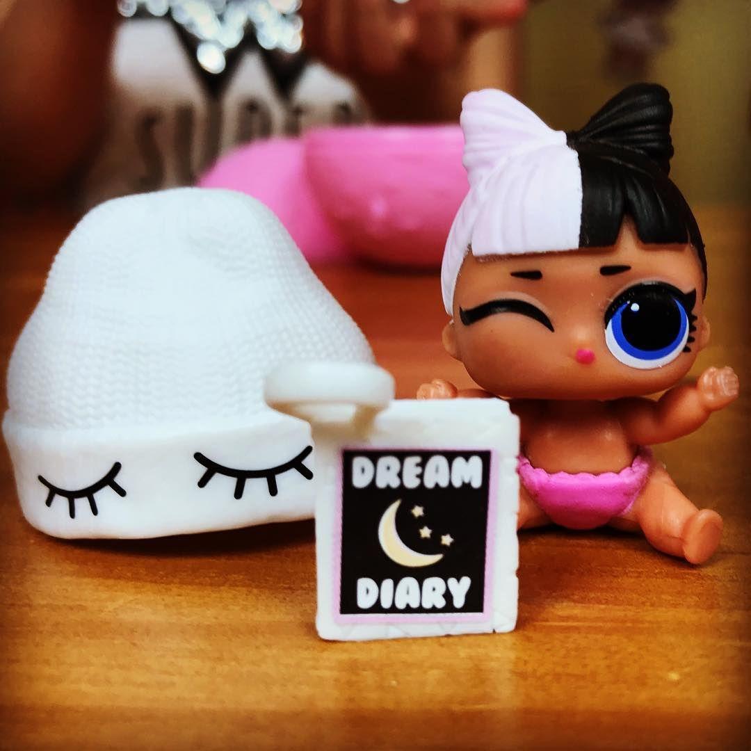 NO BALL ORIGINAL LOL Surprise Dolls Series 3 Snuggle Babe Big Sister