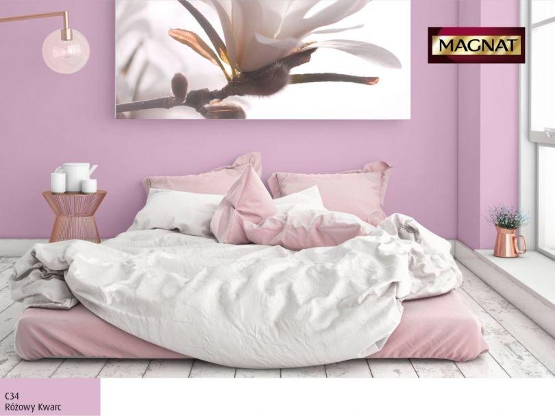 Kobieca Sypialnia W Rozowym Kolorze Furniture Home Decor