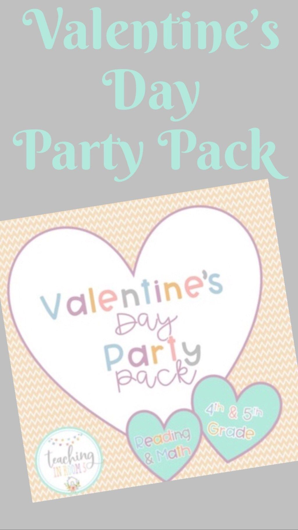 Valentine Printable Activities For Upper Elementary