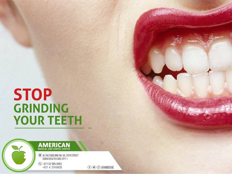 Stop Grinding Your Teeth Grinding Your Teeth Is A Very Bad Habit
