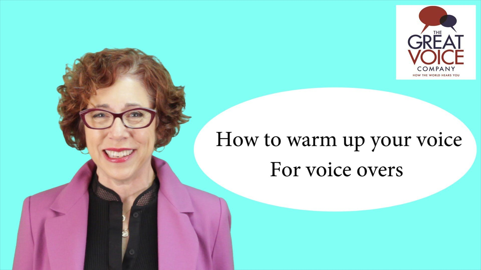 How to warm up your voice for voice overs The voice