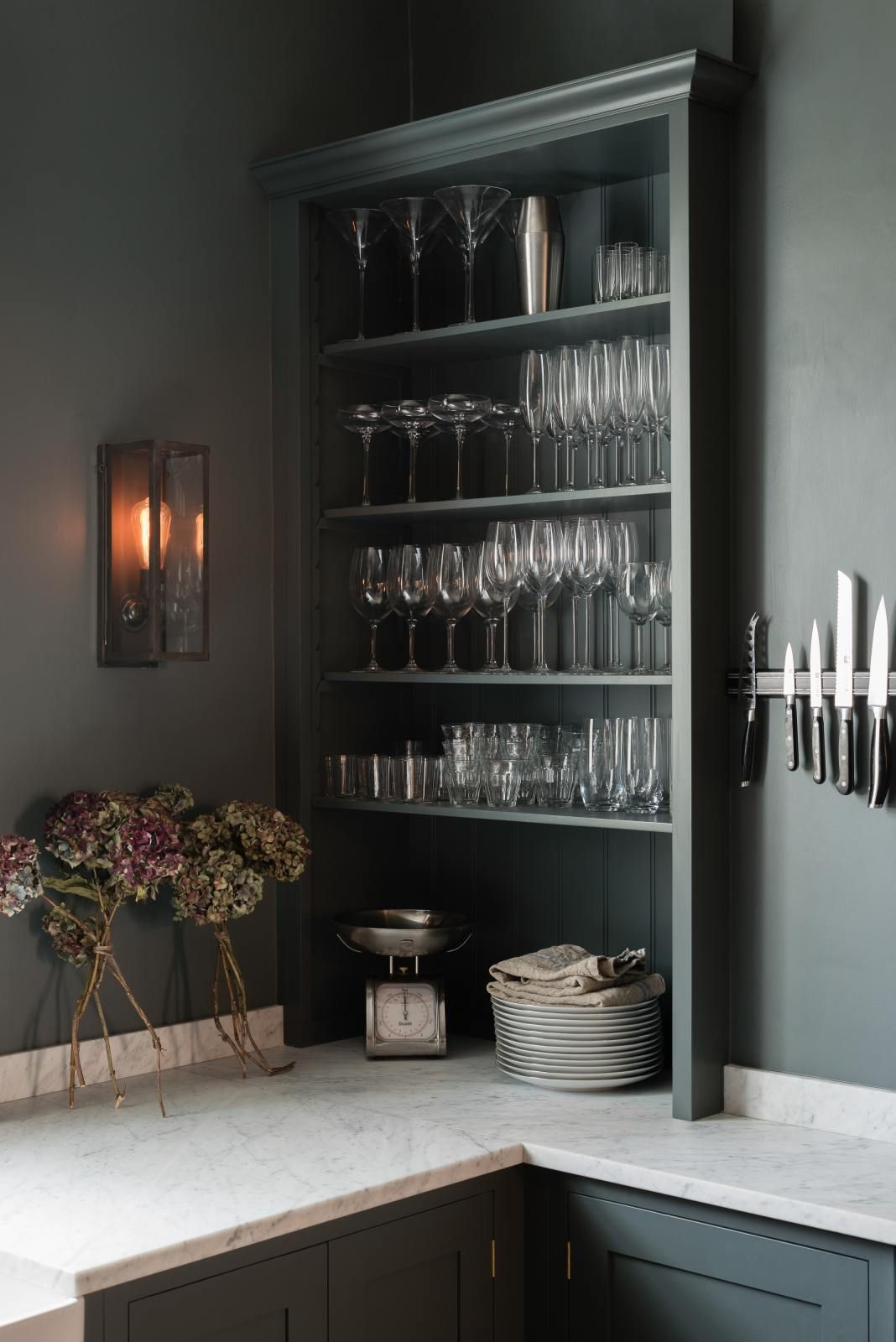 The Bloomsbury Kitchen Devol Kitchens Kitchen Cabinet Storage Devol Kitchens Home Kitchens