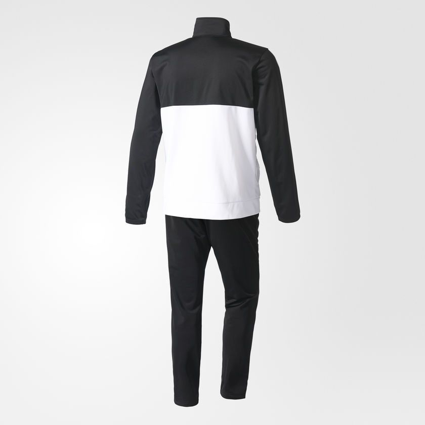 e374bc88589a NEW ADIDAS MEN'S BK4091 3-STRIPES TRACK SUIT BLACK WHITE JACKET PANT SET # adidas #Pants