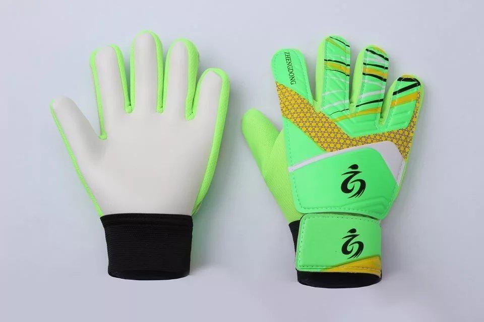 Zhengdong Kids Soccer Football Goalkeeper Gloves 4 Colors Goalkeeper Gloves Kids Soccer Gloves