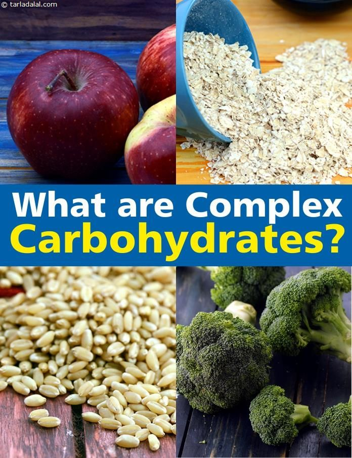 Indian Foods Rich in Complex Carbohydrates Complex