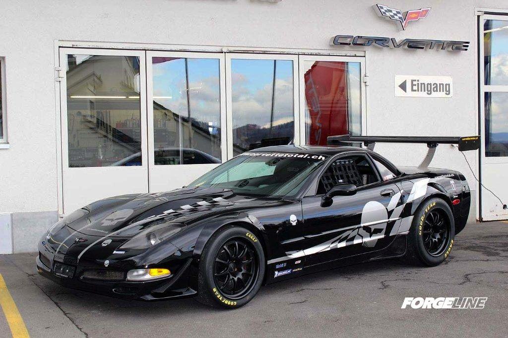 Air Jordan 6 Noir 2000 Corvette