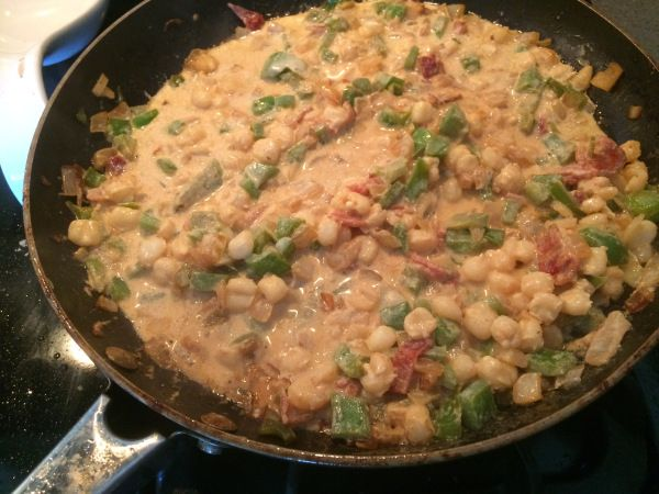Pioneer Woman's Ranch-Style Hominy Casserole