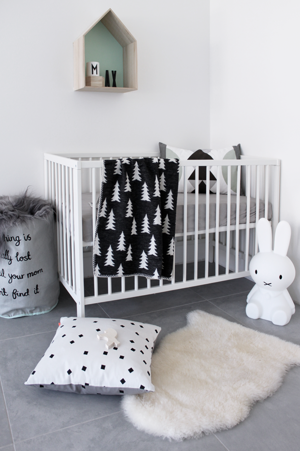 How to Decorate a Scandinavian-Inspired Nursery | Nursery ...