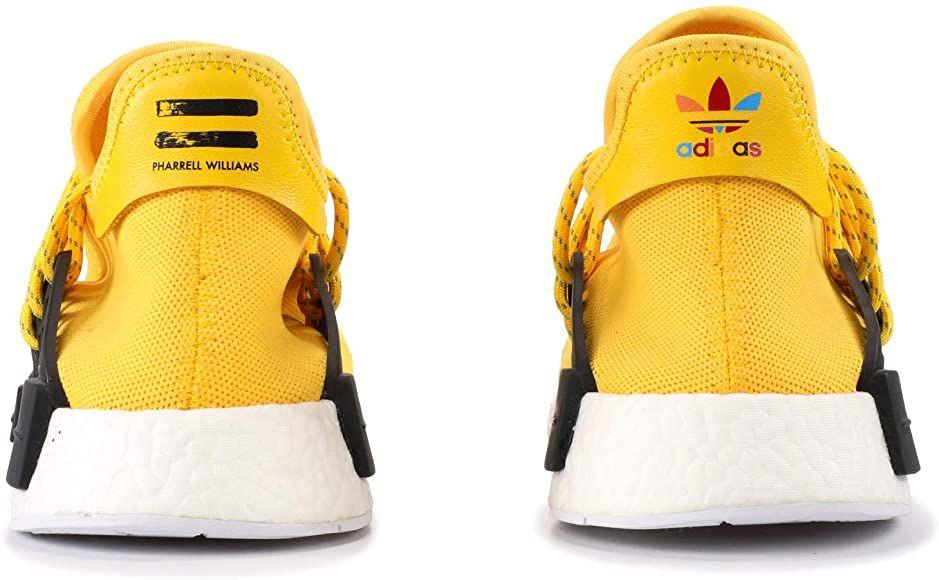 Adidas NMD Pharrell Williams Human Race Yellow OG gelb