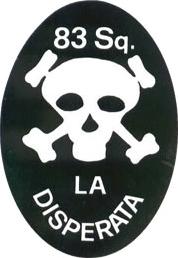 83ª SquadrigliaLa disperata