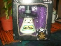 Nightmare Before Christmas Candle Holder Mayor  Brand NEW
