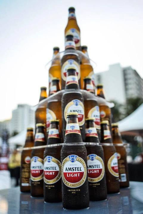 Amstel Light Beer