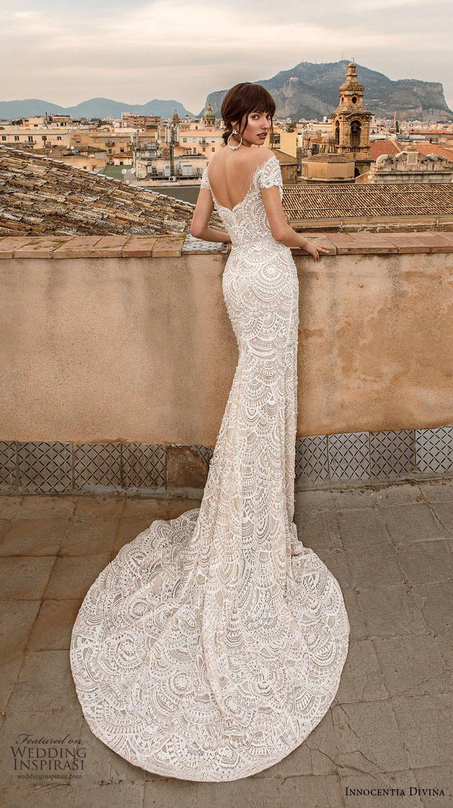 Innocentia Divina 2020 Wedding Dresses Sicilia Bridal Collection Wedding Inspirasi 2020 Wedding Dresses Wedding Dress Styles Wedding Gowns Mermaid [ 1604 x 900 Pixel ]