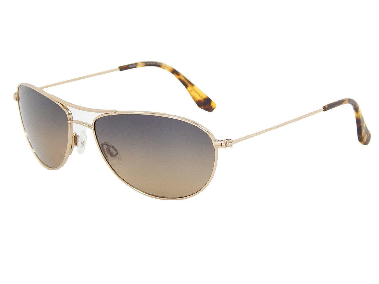 ddca3959ada3 Maui Jim Baby Beach HS245-16 Rootbeer HCL Bronze Polarized Sunglasses