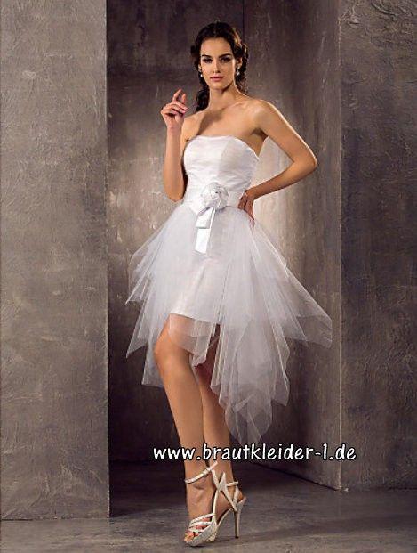 Sexy Tüll Brautkleid 2018 Denise im Brautkleider-Shop: XXL Auswahl ...