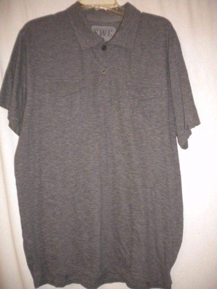 JOE McCOY'S & CO Men's Striped T shirt Size M eBay