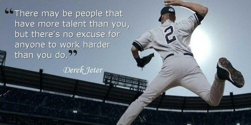 Derek Jeter Quote Quotes That I Find Inspiring And Like