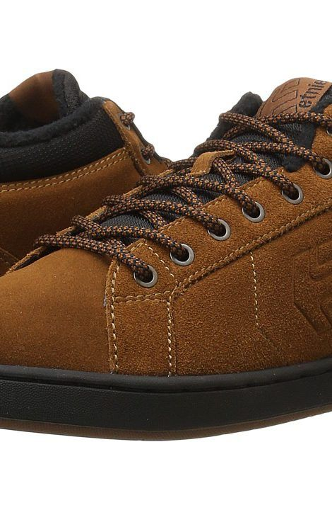 etnies Fader MT (Brown/Black/Gum) Men's Skate Shoes - etnies, Fader MT, 4101000442-001, Footwear Athletic Skate, Skate, Athletic, Footwear, Shoes, Gift - Outfit Ideas And Street Style 2017