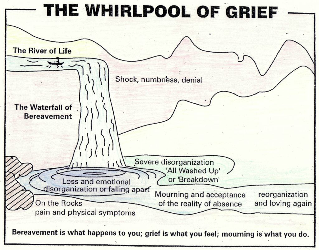 The Whirlpool Of Grief Chasing Dragonflies