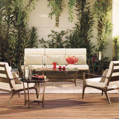 Attractive Sleek Outdoor Furniture   Anders Seating