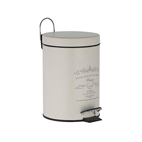 Charming Abfallbehälter Für Das Badezimmer ✓ Mülleimer Für Das Gäste WC ✓  Unterschiedliche Größen ✓