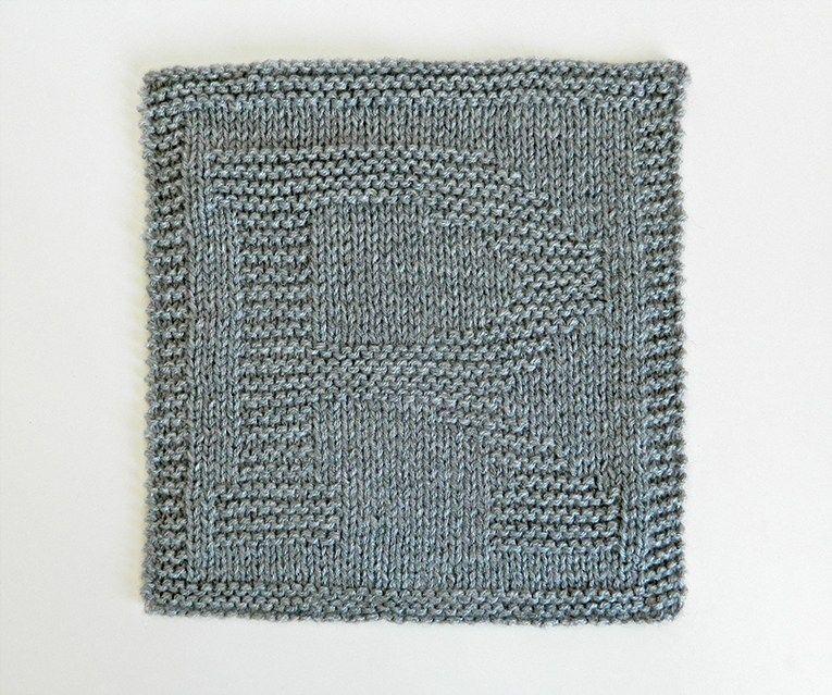 ALPHABET DISHCLOTH: R - Oh La Lana! Knitting Blog ...
