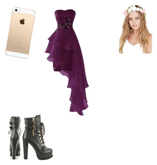 """Prom"" by niallhoranforever756 ❤ liked on Polyvore featuring Luichiny and Forever 21"
