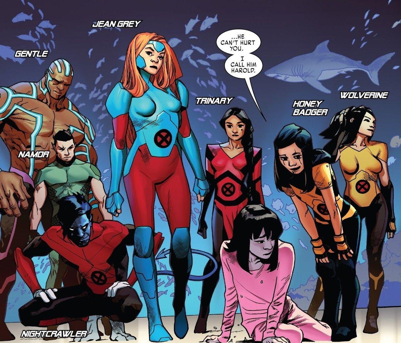 Comic Stallion X Men Xmen Comics Comics