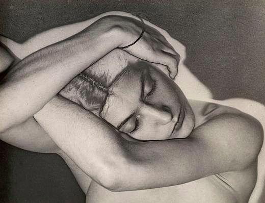Sleeping Woman, Man Ray 1929