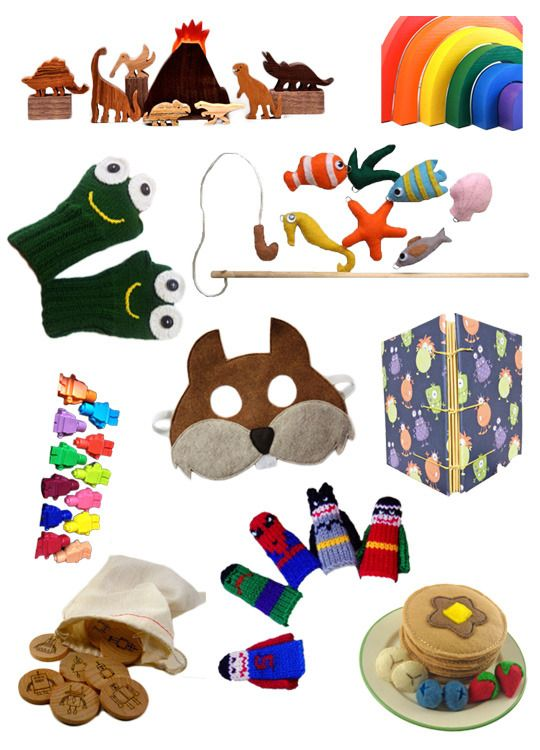 10 Handmade Stocking Stuffers for Kids Apartment Therapy Gift Guide 2012