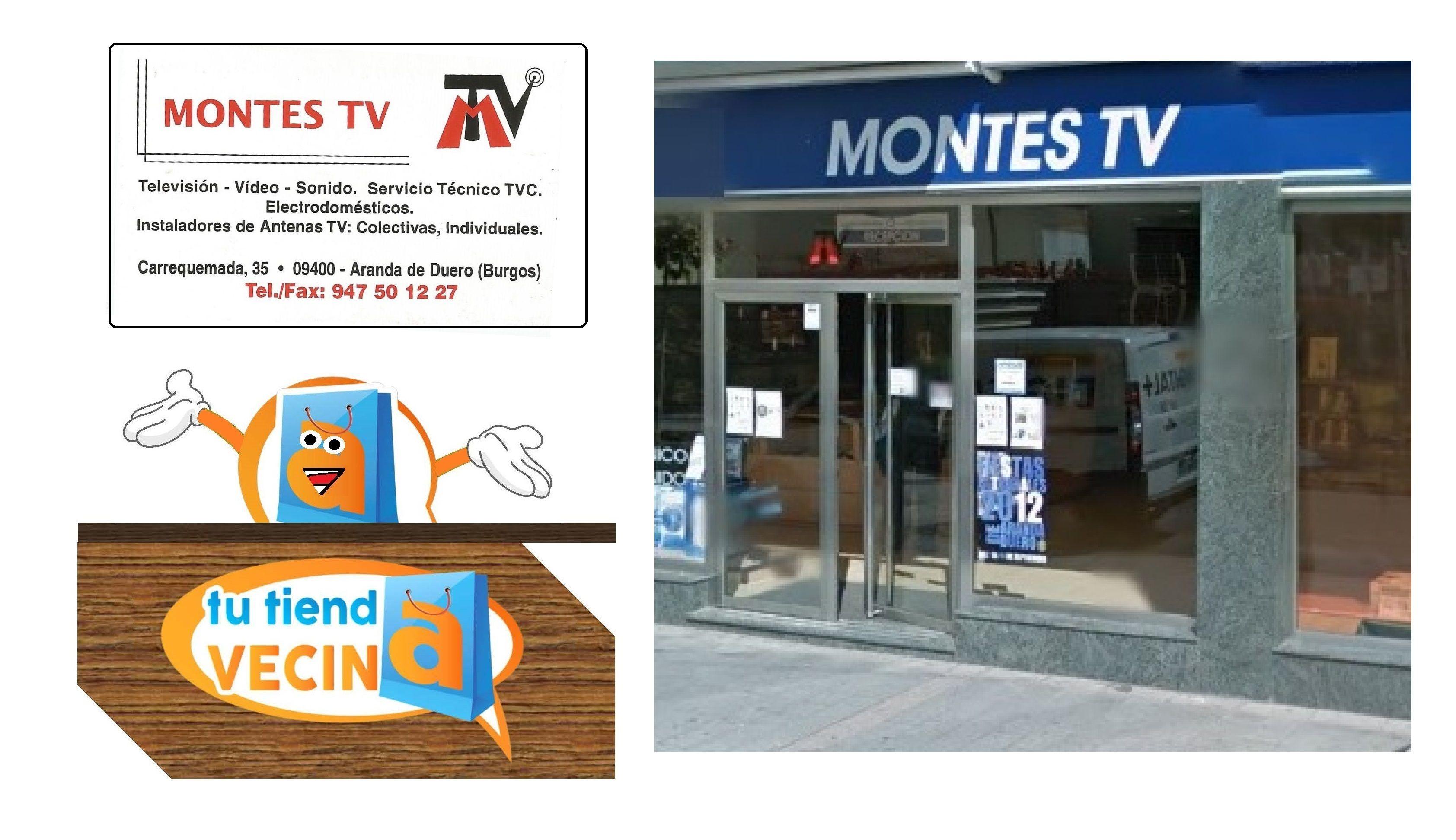0d4b9e3460 Montes TV