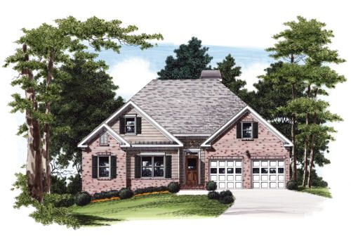 Mercer Home Plans And House Plans By Frank Betz Associates House Plans Ranch Style House Plans Cottage House Designs