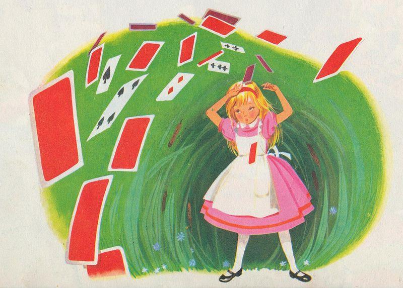 Alice In Wonderland Hutchings 1965 Pl 9 A Jpg Alice Alice