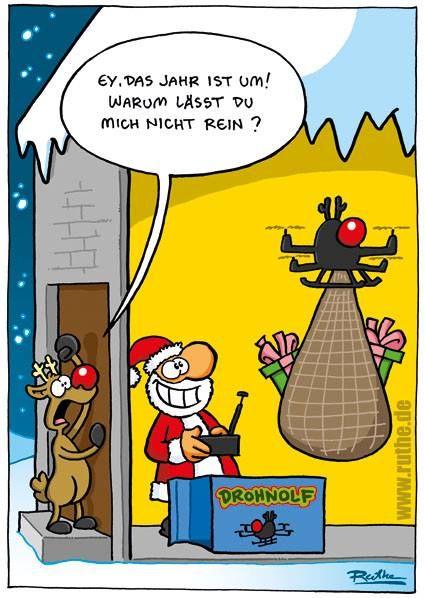 ruthe.de - ruthe.de's Photos | Facebook | Xmas jokes, Cool cartoons, Funny  pictures