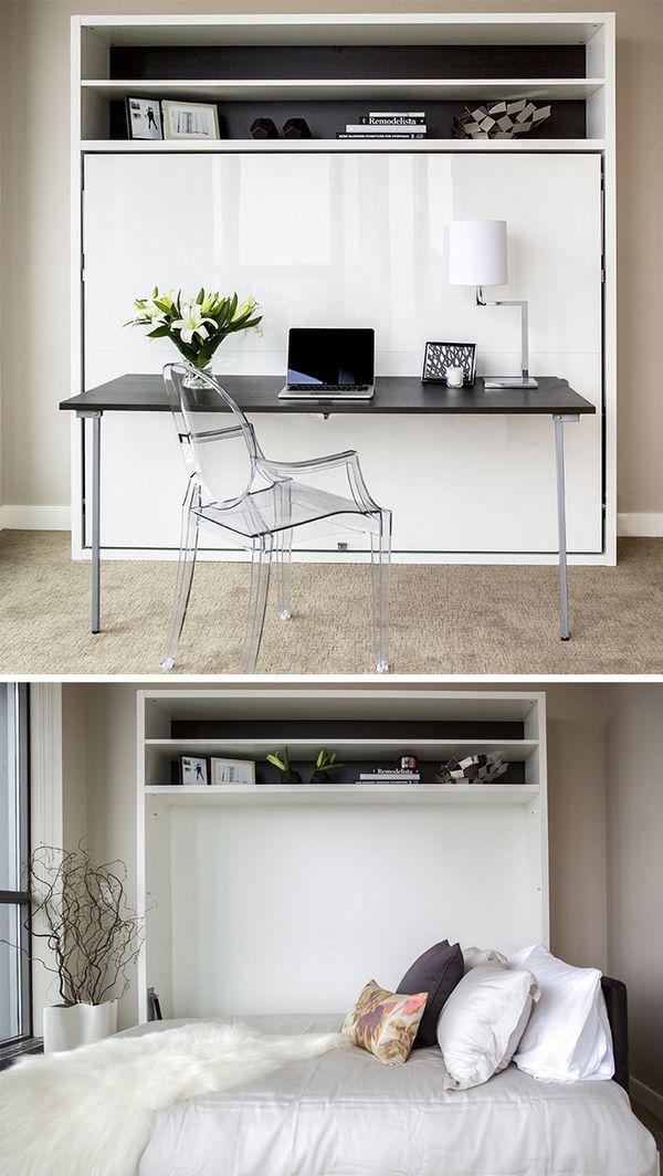 desk wall bed murphy also the ultimate buying guide pinterest