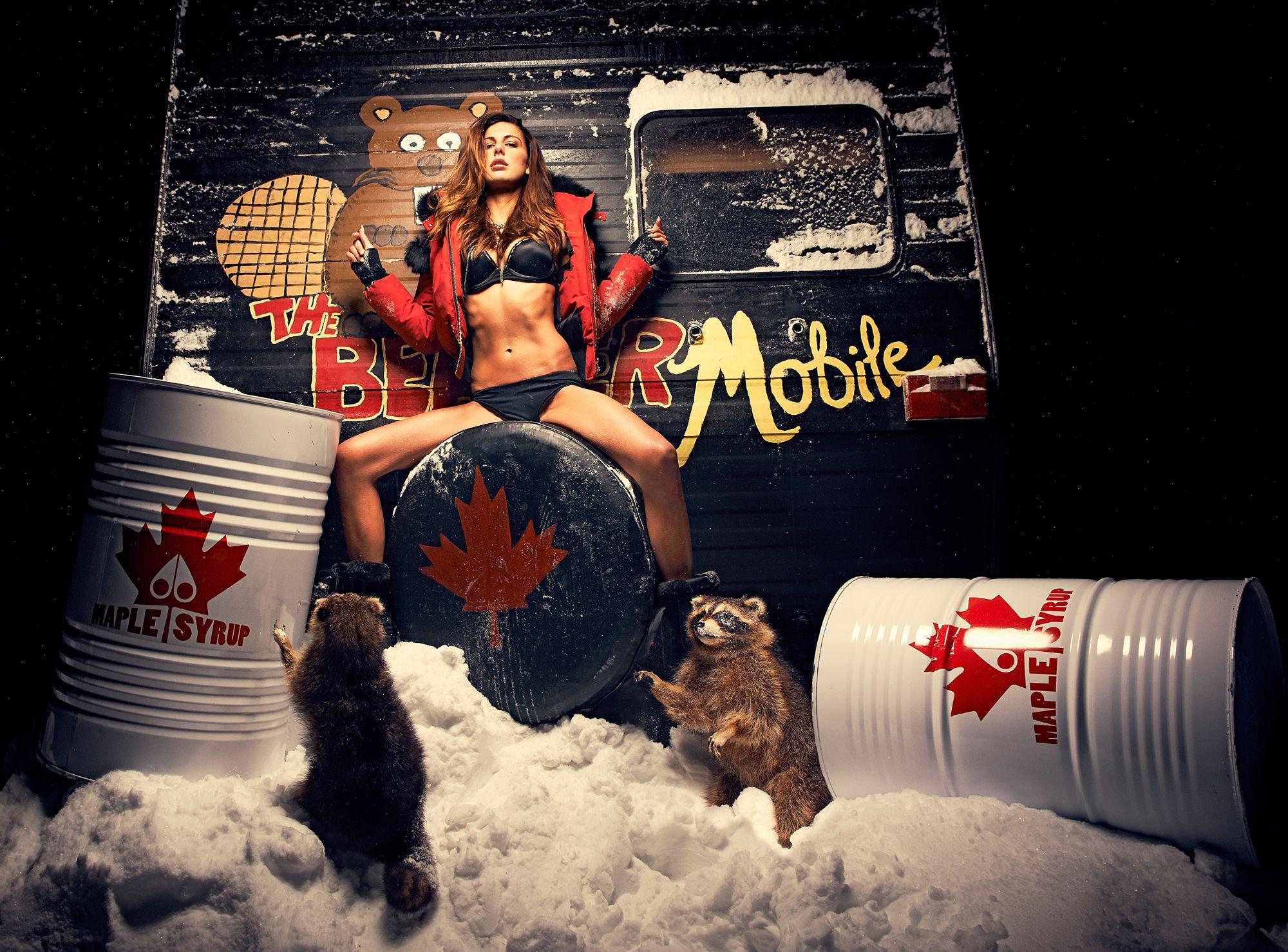 HW14-15 collectie Moose Knuckles