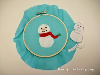Jenny Lin Creations: Wordless Wednesday!