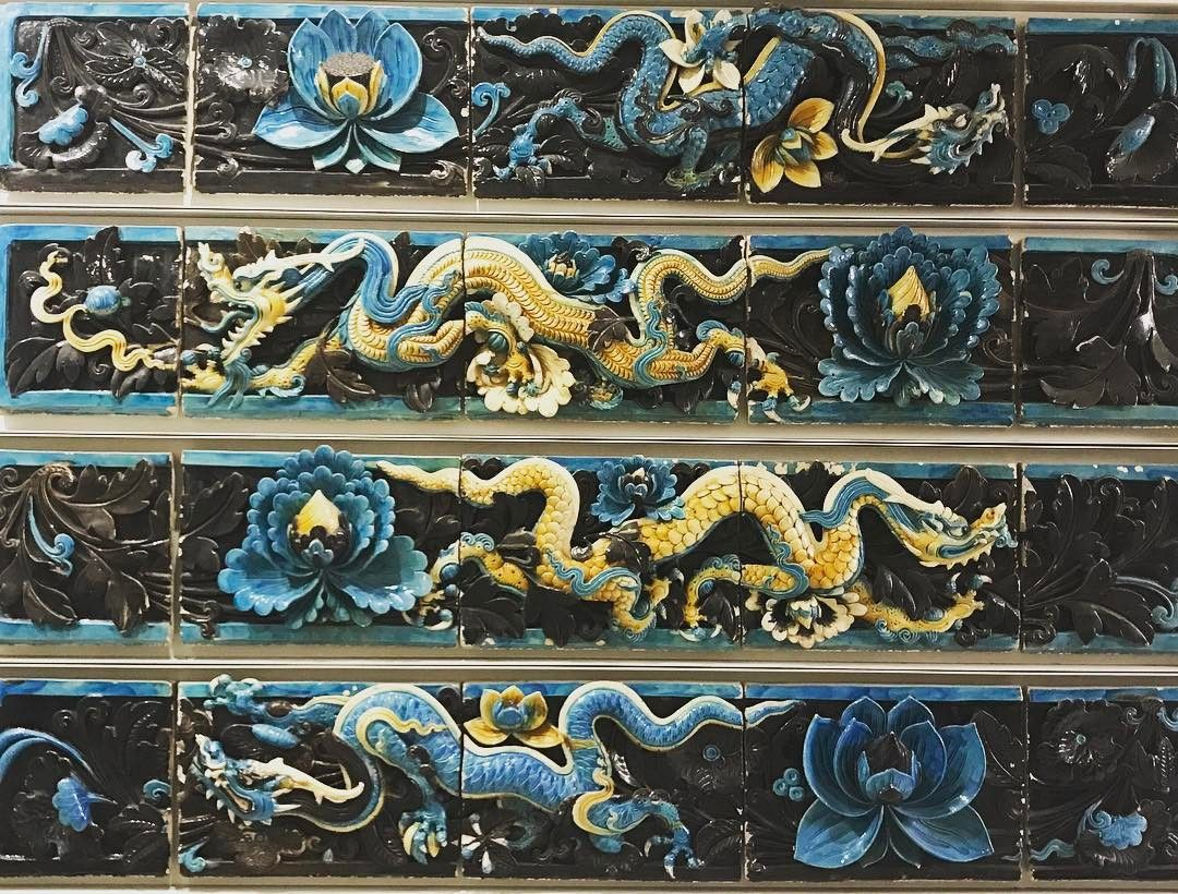 Dragon tiles china ming dynasty 1400 1600 these lead glazed dragon tiles china ming dynasty 1400 1600 these lead glazed ceramic tiles dailygadgetfo Images