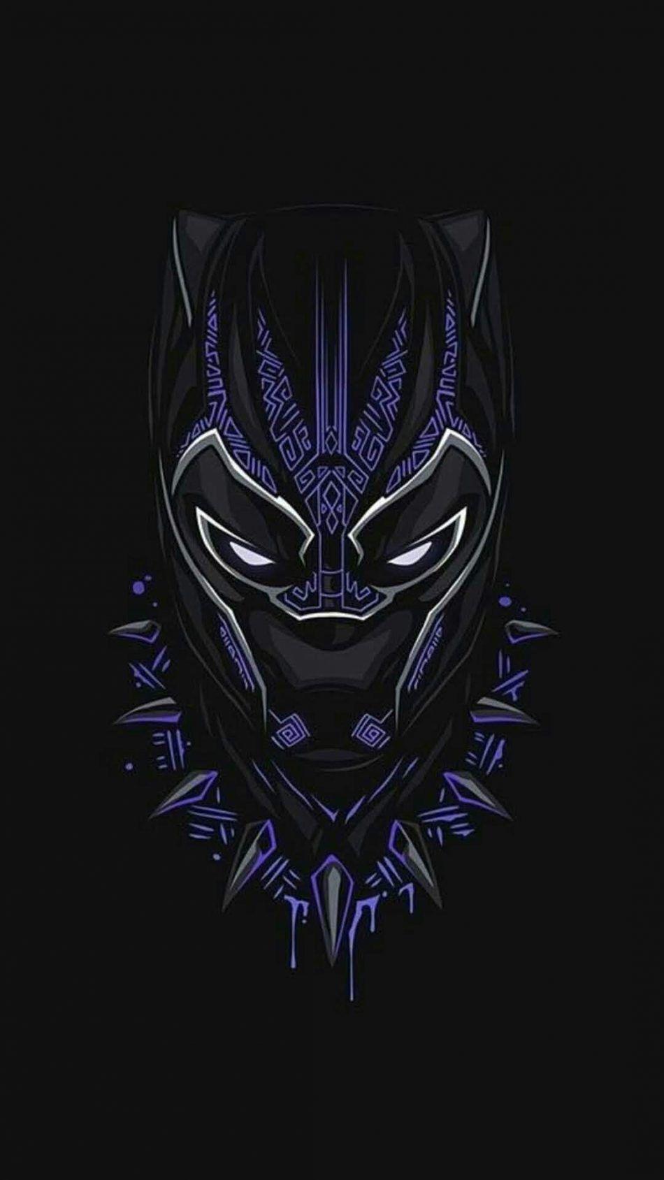 Black Panther Iphone Wallpaper Download Black Panther Hd