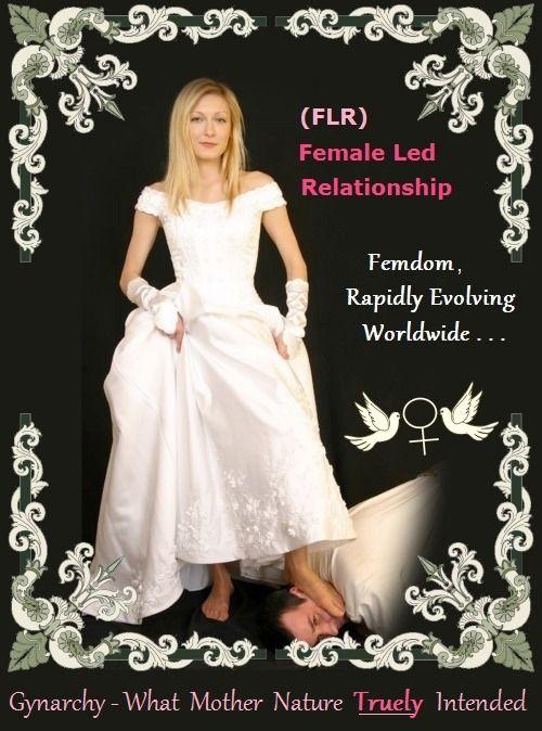 Pin by saddlface on FLR | Female led relationship, Female