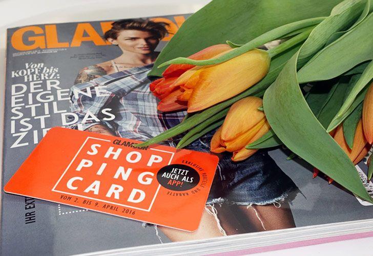 Bio-Produkte günstig absahnen dank Glamour Shopping Week