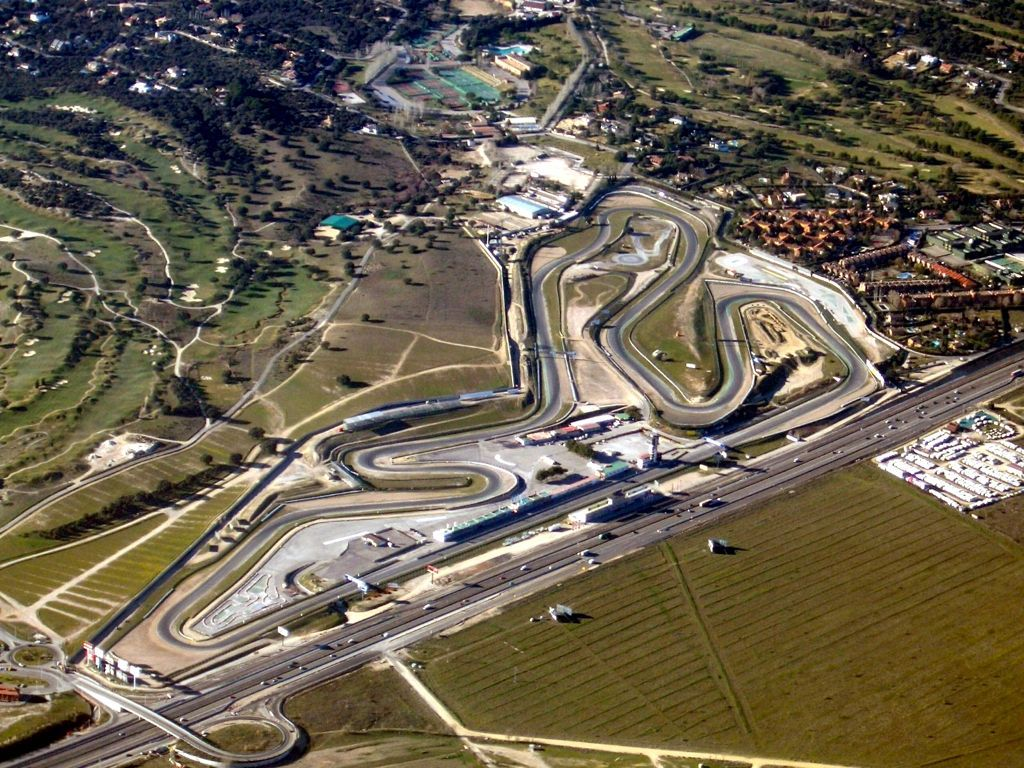 Circuito Jarama Circuito Circuitos Automoviles