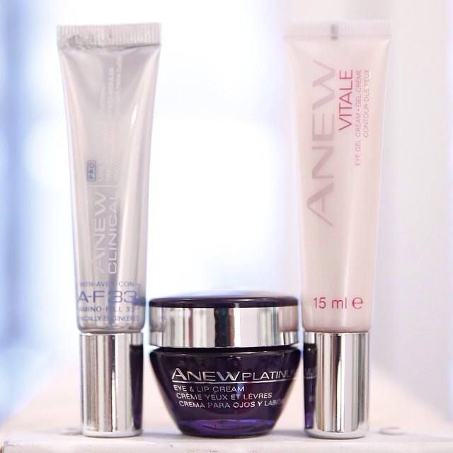 Beauty Tip: Put your eye cream in the refrigerator to help reduce puffy eyes www.youravon.com/joylehman It's all about the eyes! We've rounded up our favorite eye creams. Whatever your concern, we've got the #ANEW formula for you: http://avon4.me/1vwZn1e #SkincareSunday